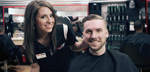 Sport Clips Haircuts of Tulsa - Kingspointe Center  Haircuts